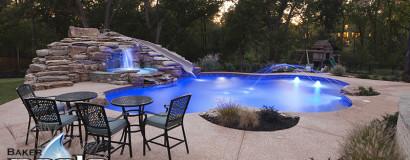 Pools in Legends