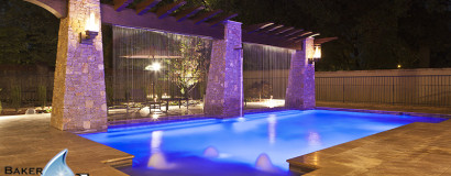 Pools in Rockhurst