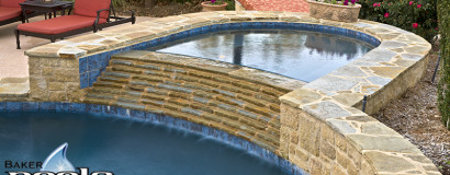 Pools in Aberdeen Falls