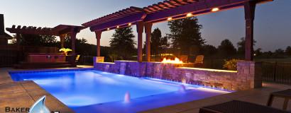Pools in Emerald Falls