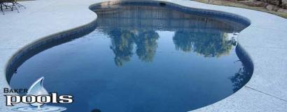 Pools in Sand Springs