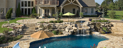 Pools in Stone Bluff