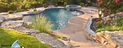 Pools in Stonebriar II